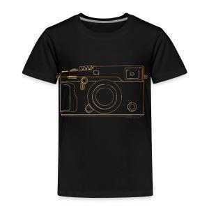 GAS - Fuji X-Pro2 - Toddler Premium T-Shirt