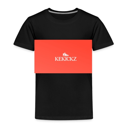 KeKickz Box logo - Toddler Premium T-Shirt