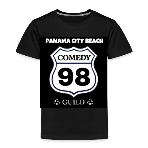 Black98comedy - Toddler Premium T-Shirt