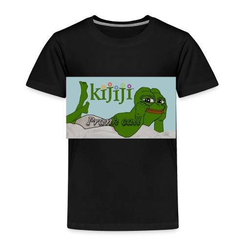 Classic Prank Call Shirt - Toddler Premium T-Shirt