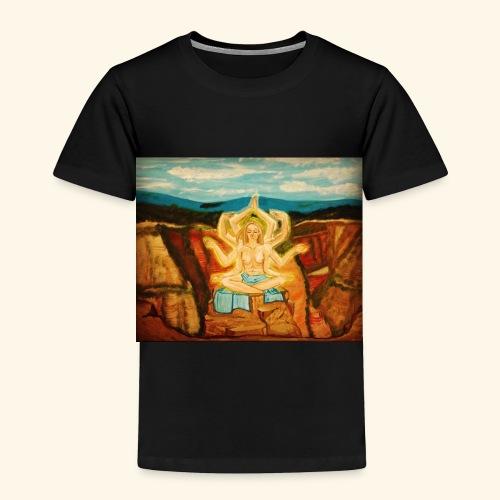 Higher Meditation - Toddler Premium T-Shirt