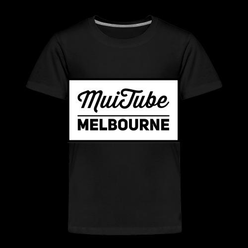 Muitube Melbourne - Toddler Premium T-Shirt