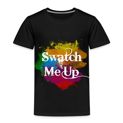 Colorful Swatch Me Up - Toddler Premium T-Shirt