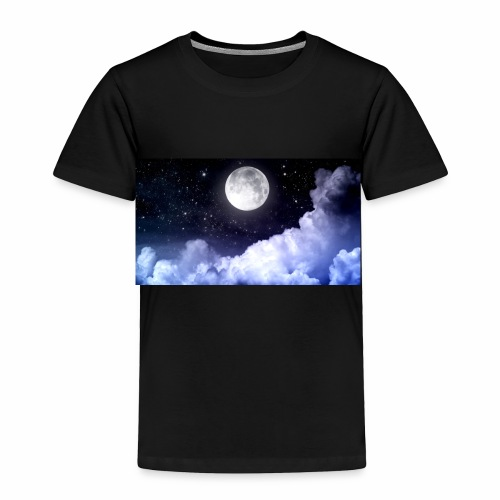 Full Moon - Toddler Premium T-Shirt