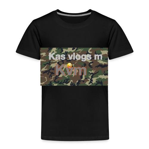 Camo t-shirt - Toddler Premium T-Shirt