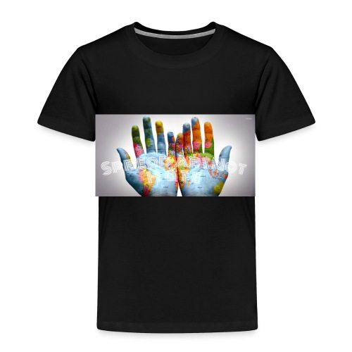 Spread Art Not Hate - Toddler Premium T-Shirt