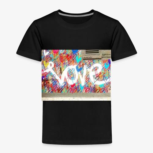 Bold Pop Spring - Toddler Premium T-Shirt