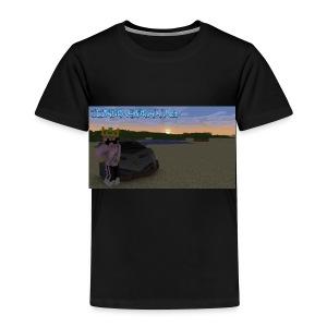 Jordansparking Veneno - Toddler Premium T-Shirt