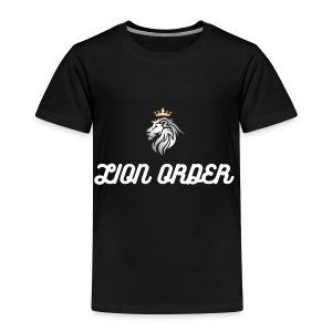 LION ORDER - Toddler Premium T-Shirt