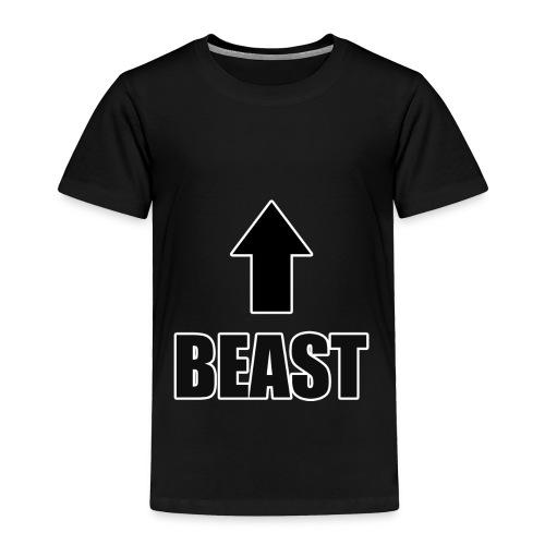 beast - Toddler Premium T-Shirt