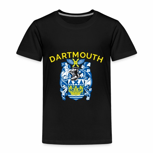 City of Dartmouth Coat of Arms - Toddler Premium T-Shirt