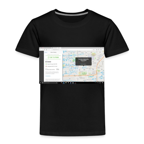 PARKING JO - Toddler Premium T-Shirt