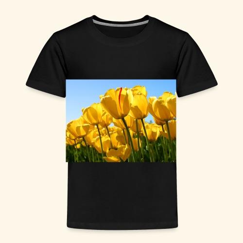 Tulips - Toddler Premium T-Shirt