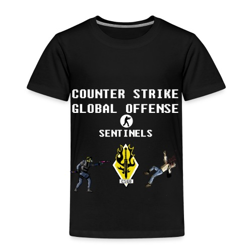 CS:GO Sentinels Spectrum Division - Toddler Premium T-Shirt