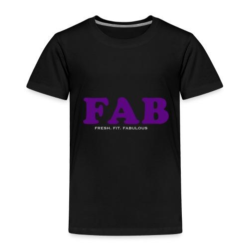FAB Tank - Toddler Premium T-Shirt