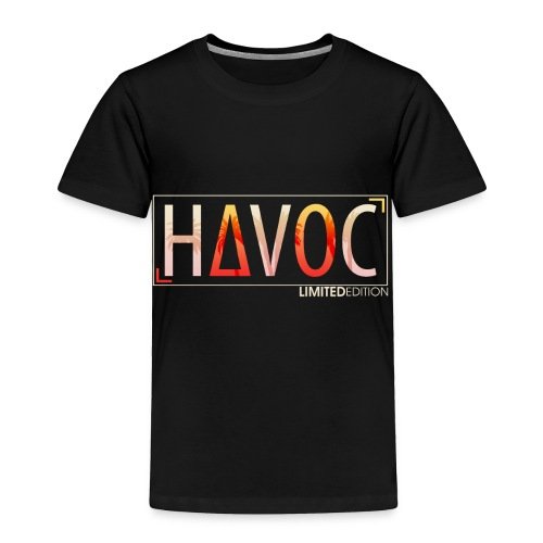 HavocNation Limited Edition - Toddler Premium T-Shirt