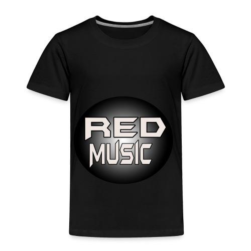 Red Music Logo 2017 - Toddler Premium T-Shirt