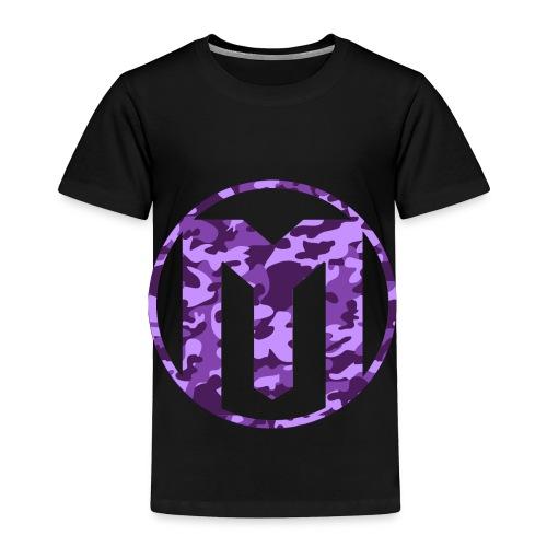 Camo MeloMash Logo Tee - Toddler Premium T-Shirt
