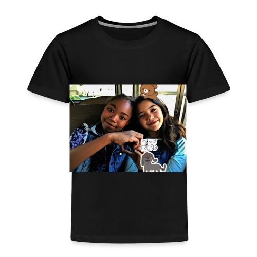 Alana and Sophia's crazy videos - Toddler Premium T-Shirt