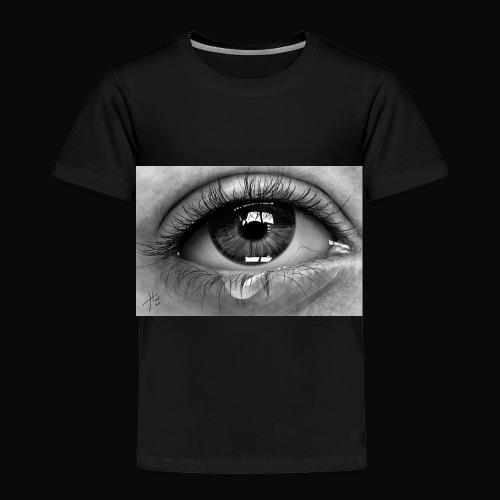Emotional eye - Toddler Premium T-Shirt