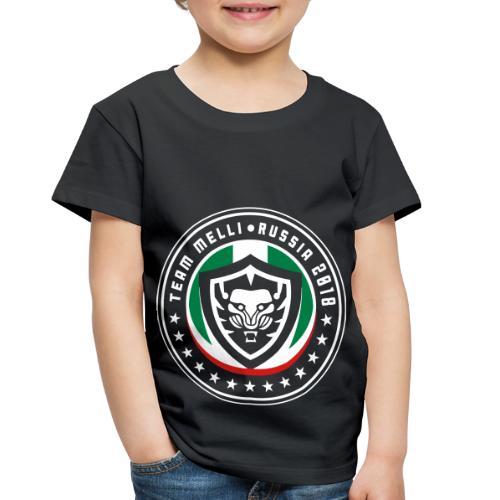 Team Melli Immortals - Toddler Premium T-Shirt