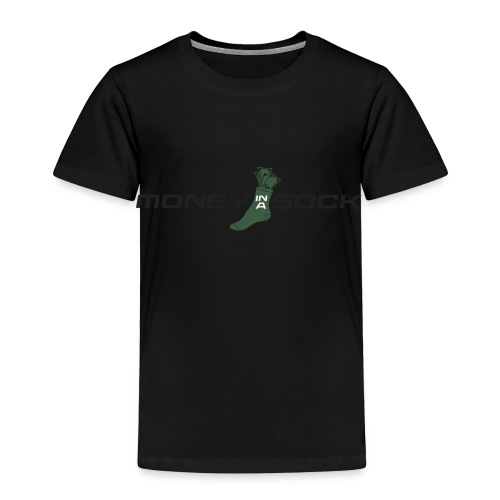 logo-black_PhoneCases - Toddler Premium T-Shirt