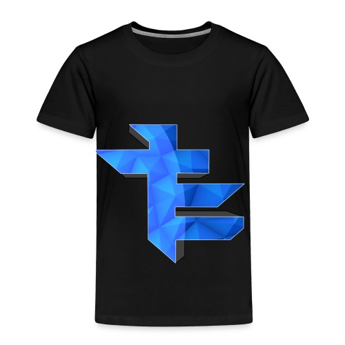 Simple LightningTE Logo - Toddler Premium T-Shirt
