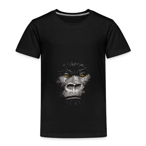 Charismatic Gorilla - Toddler Premium T-Shirt