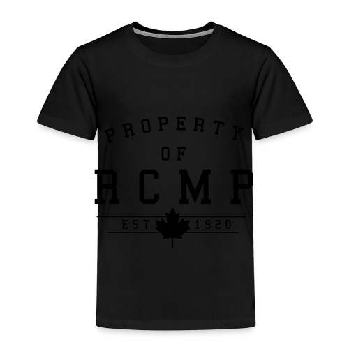 RCMP - Toddler Premium T-Shirt