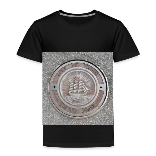 Sewer Tee - Toddler Premium T-Shirt