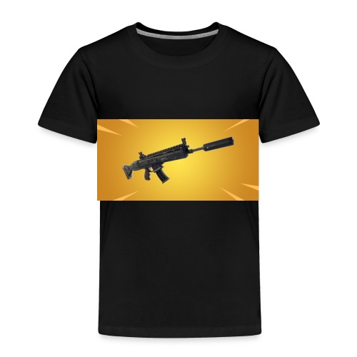 suppressed scar - Toddler Premium T-Shirt
