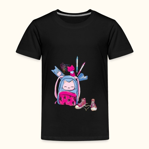High School - Toddler Premium T-Shirt