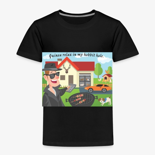 The Servant Automator - Toddler Premium T-Shirt