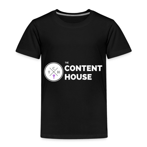 TCH Logo Standard - Toddler Premium T-Shirt