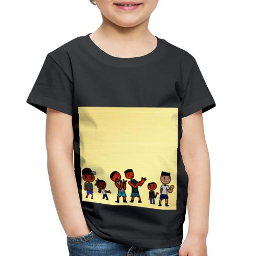 J squad golden legacy - Toddler Premium T-Shirt