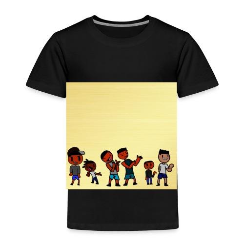 J squad golden legacy - Toddler Premium T-Shirt