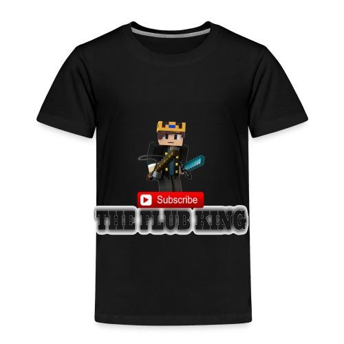 Flub King Gaming!!! - Toddler Premium T-Shirt
