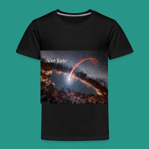 VerEsteNASAestrella - Toddler Premium T-Shirt