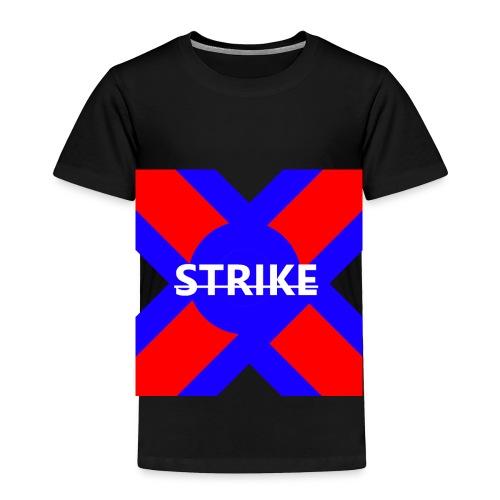 STRIKE X CROSS - Toddler Premium T-Shirt