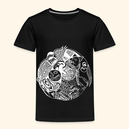 Harmonious World - Toddler Premium T-Shirt