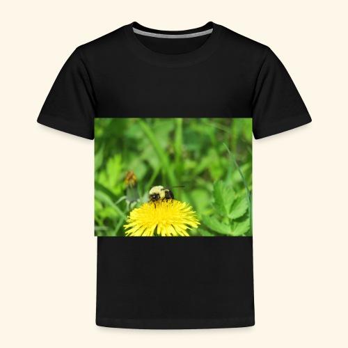 Dandelion Bee - Toddler Premium T-Shirt