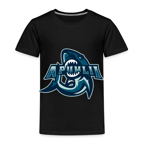 apuhlii Logo - Toddler Premium T-Shirt