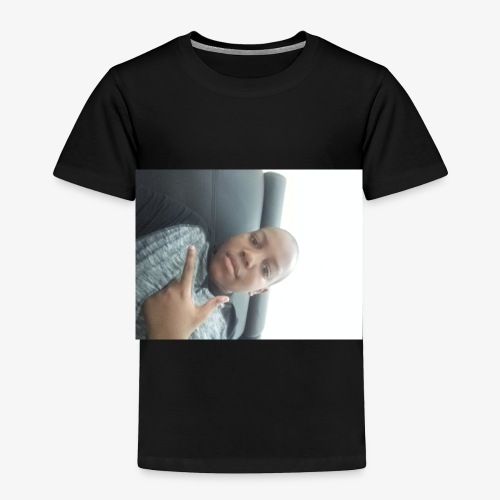 A shirt with my face on it - Toddler Premium T-Shirt