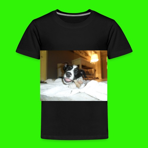 Sportswear (Eating Bone) - Toddler Premium T-Shirt