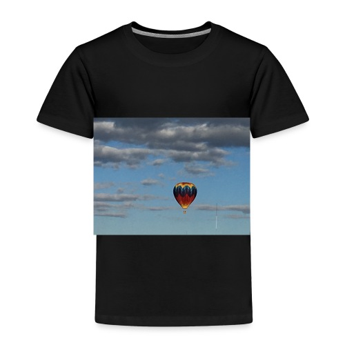 Hot Air Balloon Oct 2016 - Toddler Premium T-Shirt