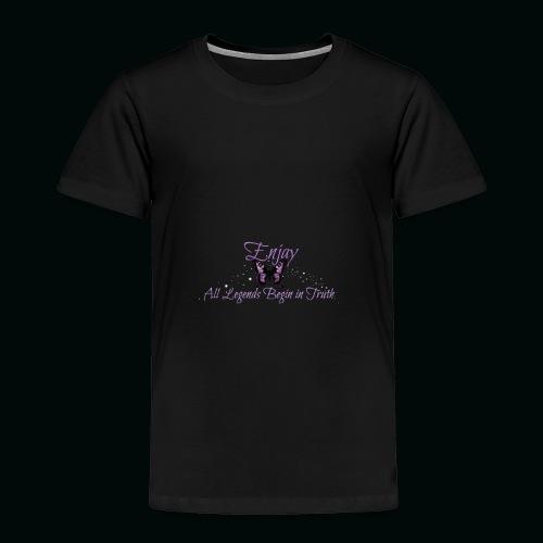 Enjay's Logo - Toddler Premium T-Shirt