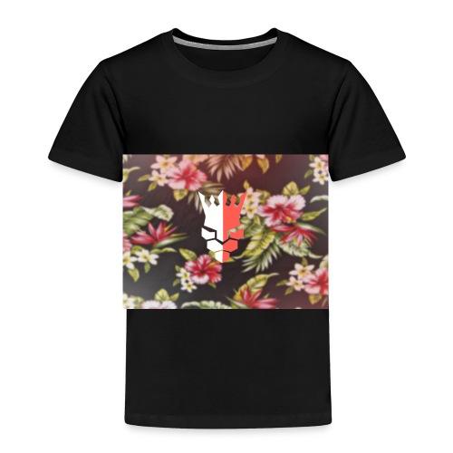 red & white evjay logo - Toddler Premium T-Shirt