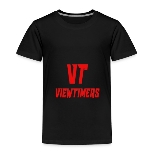 ViewTimers Merch - Toddler Premium T-Shirt