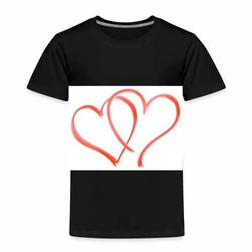 Double the Love - Toddler Premium T-Shirt
