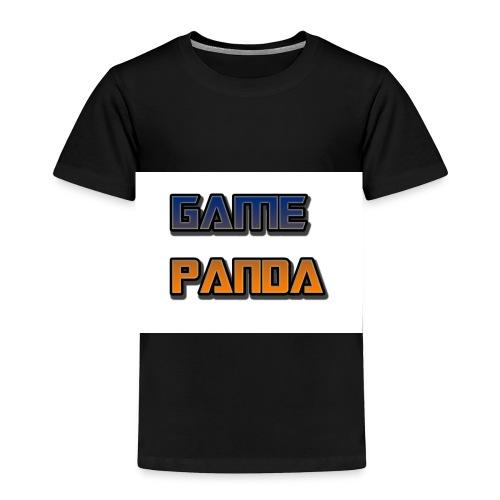 Game Panda Casuals New design at cheap Price - Toddler Premium T-Shirt